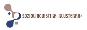 Soziolinguistika Klusterra logoa